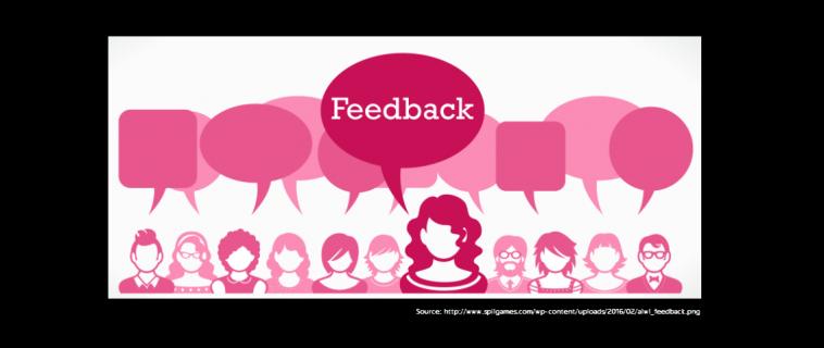 Feedback – best practices